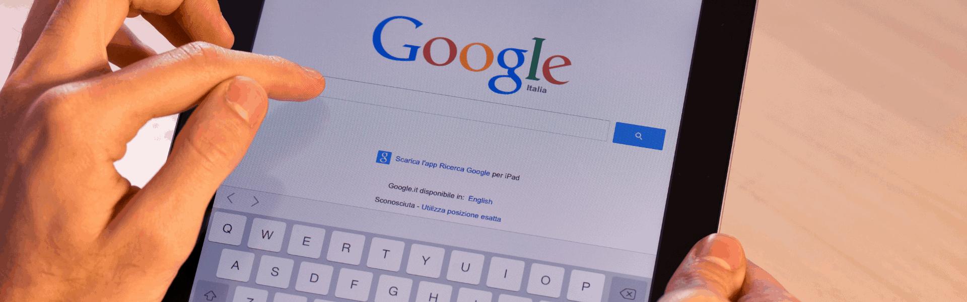 WebKom #onlinemarketeer - SEO - So funktioniert die Google-Suche - Suchalgorithmen